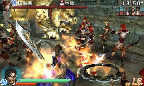 コーエーテクモゲームス『真・三國無双VS』