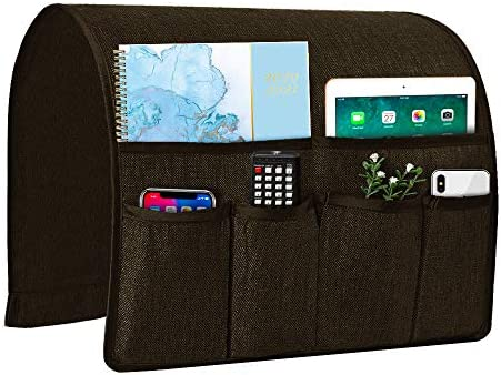 Joywell Sofa Armrest Organizer Remote Control Holder for Recliner Couch Arm Chair Caddy with product image