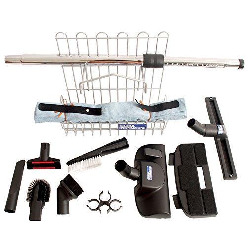 0301012 Kit de limpieza completo accesorios aspiración centralizada accesorios universales