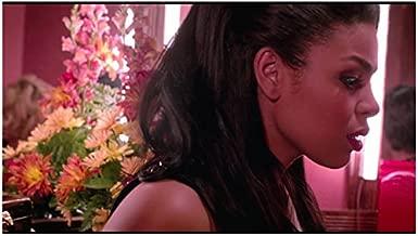 Sparkle Jordin Sparks as Sparkle Intense Side Profile 8 x 10 inch Photo