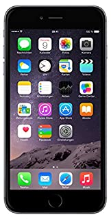 "Apple iPhone 6 Plus, 5,5"" Display, 16 GB, 2014, Space Grau (B00NGOC16S) 