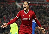 Liverpool FC – Virgil Van Dijk – Football Wall Poster