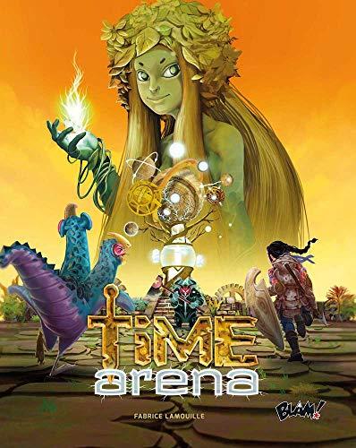 Blam – BLM011TI – Brettspiel – Time Arena