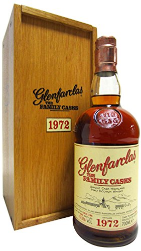 Glenfarclas - The Family Casks #3546-1972 34 year old Whisky