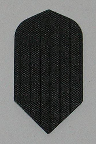 US Darts - 3 Sets (9 Flights) Black Nylon Slim...