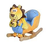 Knorrtoys 40328 Rocking Lion Baba inclus avec la marionnette de main son