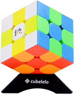 Cubelelo Yuxin Little Magic 3x3 Stickerless Speed Cube Puzzle