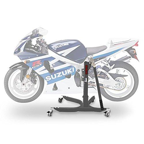 ConStands Power Classic-Zentralständer Suzuki GSX-R 750 00-03 Grau Motorrad Aufbockständer Heber Montageständer