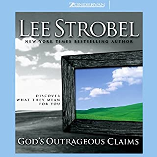 God's Outrageous Claims cover art