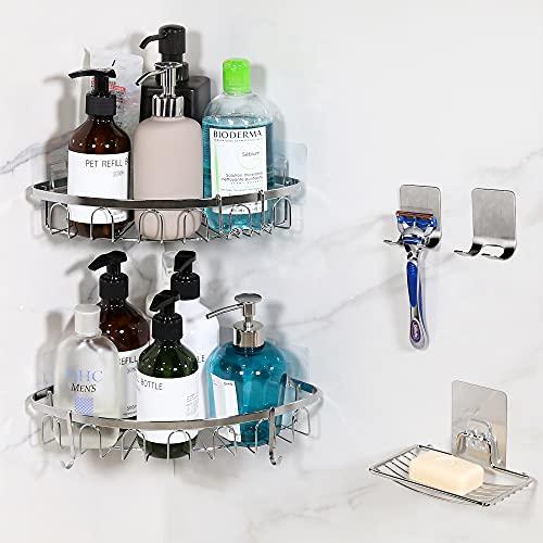 soporte dentro ducha de la marca ALAMHI