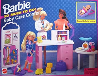 Barbie So Much To Do Baby Care Center Playset (1995 Arcotoys, Mattel)