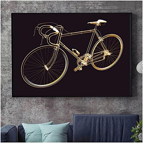 ngitngit Puntuación Cuadrada Completa 5d Diy Diamond Painting Patrones De Bicicleta Bordado Bordado Cruz Punto De Cruz Mosaico Rhinestone Decorationsz 50x75cm NoFramed