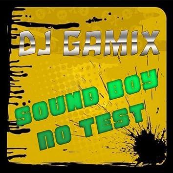 Sound Boy No Test