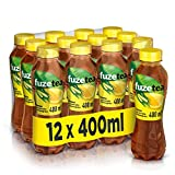 Fuze Tea-Ko Tè al Limone con Nota di Lemongrass 400ml x12 (Pet)
