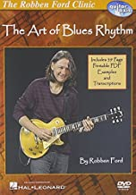 Robben Ford - The Art of Blues Rhythm DVD by Robben Ford