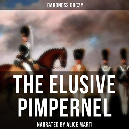 The Elusive Pimpernel Titelbild