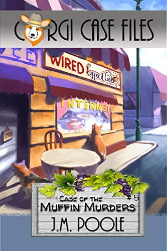 Case of the Muffin Murders Corgi Case Files Book 5 product image