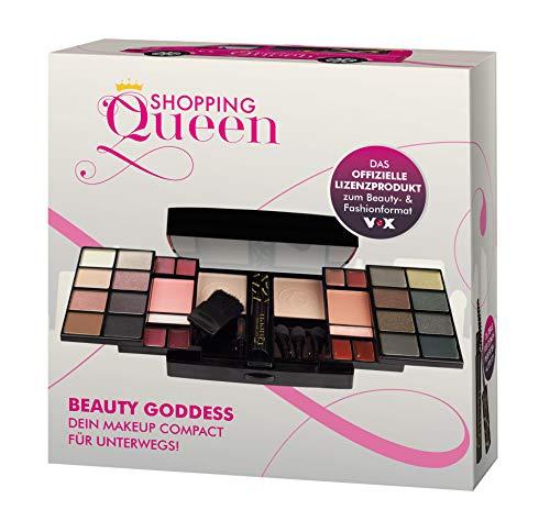 Beauty Goddess: Dein Makeup Compact für unterwegs - Offizielles Lizenzprodukt zum Beauty- und Fashion-Format