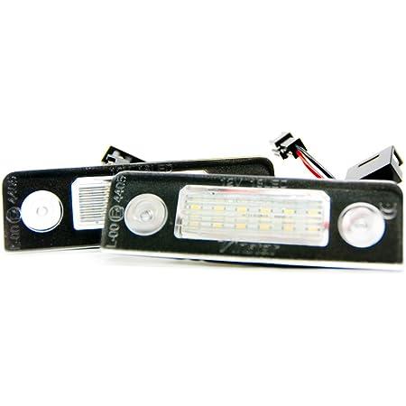 Original Skoda Octavia Ii Roomster Kennzeichenbeleuchtung Kennzeichenleuchte Leuchte Auto