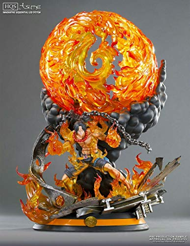 Tsume - Figurine One Piece - Portgas D. Ace HQS by 5453003570783
