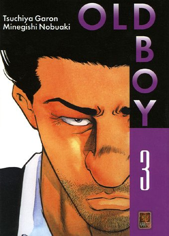 Old Boy, Tome 3