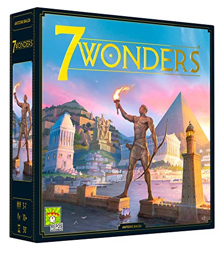 7 Wonders 2nd Edition (Inglés)