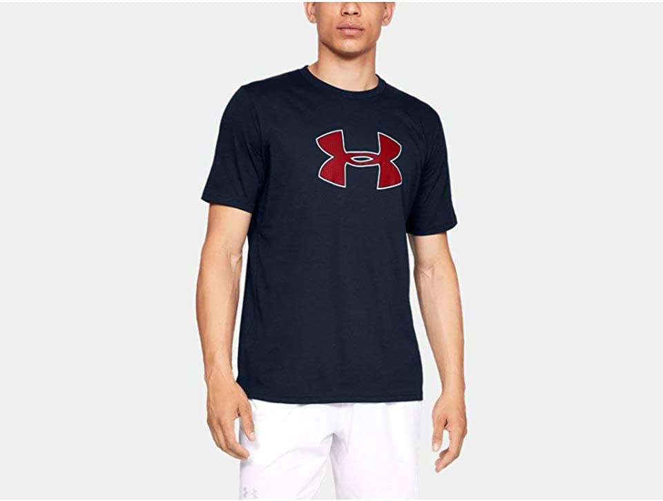 Under Armour Men's Big Logo Short-Sleeve T-Shirt