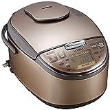 日立 炊飯器 5.5合 圧力IH式 3段階炊き分け機能搭載 蒸気セーブ RZ-YG10M T