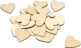 Best wooden wedding hearts Reviews