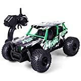 STOTOY RC Truck Remote Car, High Speed Off Road Monster Truck-1/16 Scale 2.4Ghz Radio Controlled Electric Truggy Indoor/Outdoor Toy-Best Gift for Kids