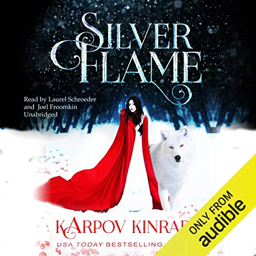 Silver Flame cover art