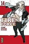 Fire force, tome 14 par Okubo