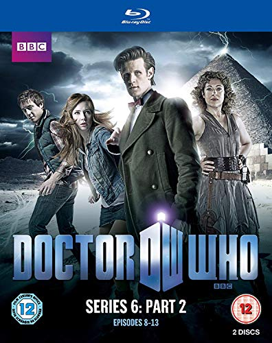 Doctor Who - Series 6, Part 2 [Blu-ray]