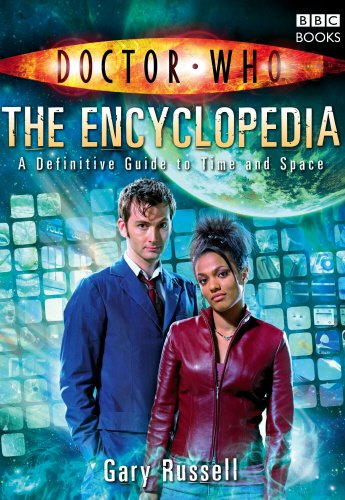 Doctor Who - The Encyclopedia: A Definitive Guide to Time and Space.