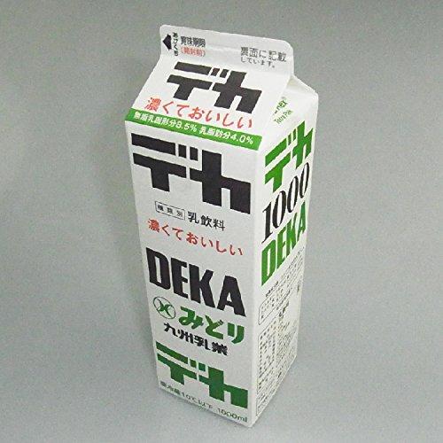 『みどり Newデカ 濃厚4.0』1000mlx10本