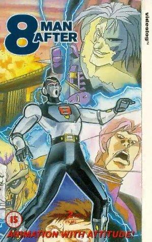 8 Man After - Vol. 2