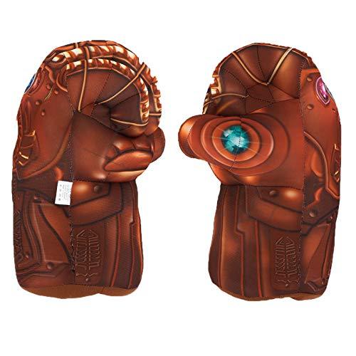 U/C Kinder Thanos Hulk Boxhandschuhe Smash Hands Weiche Plüsch Trainingshandschuhe Cosplay Kostüm Spielzeug für Geburtstagsgeschenk,Thanos