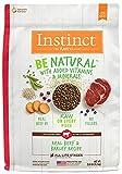 Instinct Be Natural Real Beef & Barley Recipe...