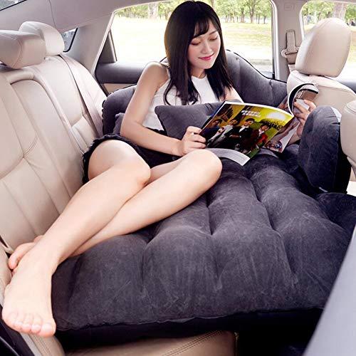 Fen&G draagbare complete set met opblaasbare matras, ligvlak voor achterbank, camping, voor onderweg in de open lucht