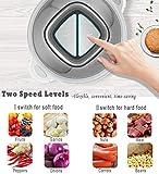 Zoom IMG-2 amzchef tritatutto elettrico per alimenti