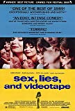 Sex, Lies and Videotape POSTER Movie (27 x 40 Inches - 69cm x 102cm) (1989)