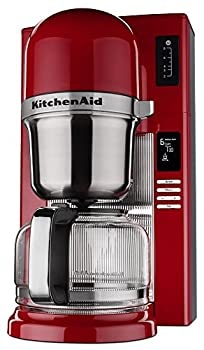 KitchenAid Custom Pour Over Coffee Brewer | Empire Red  Renewed