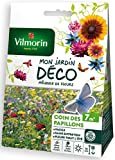 Vilmorin 5867607 Pack de Graines Mélange de Fleurs Coin des Papillons 7 m²