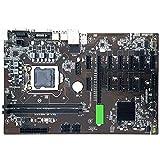 B250 BTC Mining-Motherboard 12 PCI-E-Unterstützung 12 Grafikkarte LGA 1151 DDR4-Speicher USB 3.0 für BTC-Maschine Bitcoin Mining B250 BTC 12-GPU-Motherboard