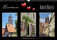 Bezauberndes Meissen (Wandkalender 2022 DIN A3 quer): Meissen, zauberhafte Stadt an der Elbe. (Monatskalender, 14 Seiten )