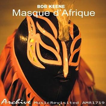 Masque d'Afrique