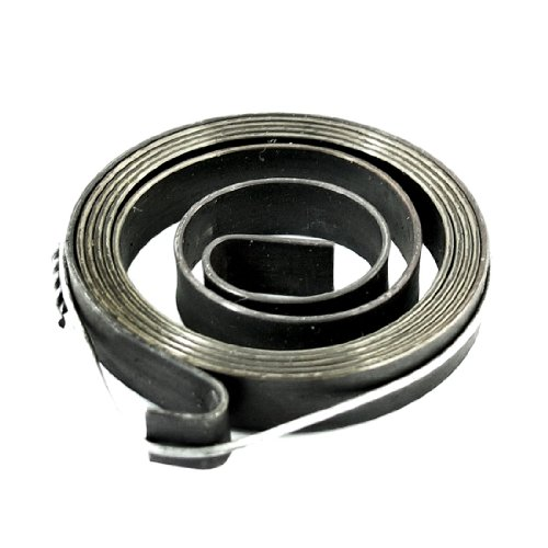 sourcing map 6' Metal Drill Press Quill Feed Return Coil Spring Assembly 34mm