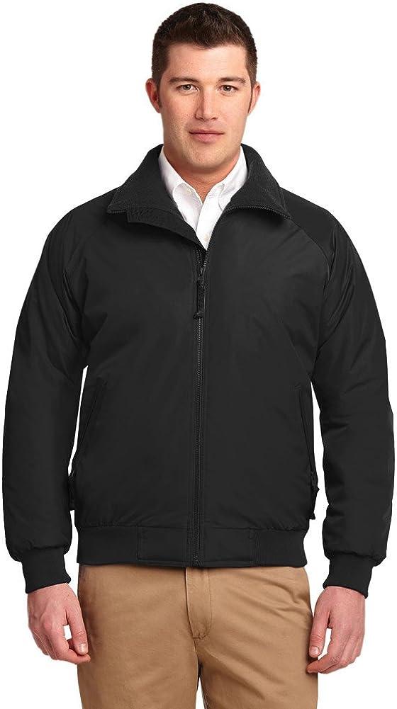 Port Authority Tall Challenger Jacket, True Black/True Black, X-Large Tall