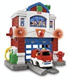 Fisher-Price GeoTrax Rail & Road System - Fire Station