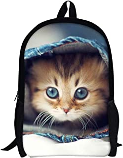 Caracal Funny Boker Cool Cat Drawstring Bag Stylish Cute Print Lightweight Sackpack Sport Gym Bundle Backpack Theme Novelty Outdoor Classic